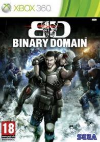 GamesGuru.rs - Binary Domain - Preorder - Igrica za XBOX