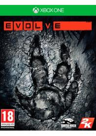 GamesGuru.rs - Evolve - Preorder - Originalna igrica za XBOX ONE