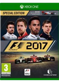 XBOXONE F1 2017 Special Edition