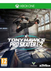 XBOXONE Tony Hawk's Pro Skater 1 and 2 - GamesGuru