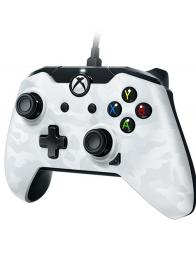 XBOX ONE& PC Wired Controller White Camo - GamesGuru