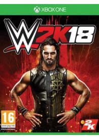 XBOXONE WWE 2K18 Standard Edition