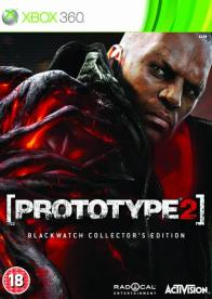 Prototype 2 Collectors Edition