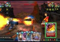 Skylanders Battlecast Battlepack A (Spyro, Snapshot, Stormblade) - 22 cards