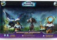 Skylanders Imaginators Adventure Pack 1 (Air Strike/Earth/Observatory)