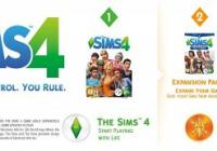 The Sims 4 Bundle Pack 9 (code in a box) games guru