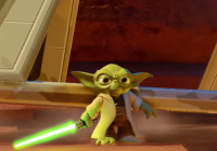 Infinity 3.0 Figure Yoda (Star Wars)
