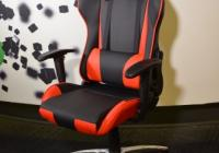 Gaming Chair e-Sport DS-058 BlackRed