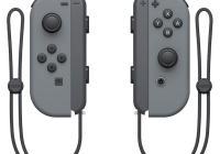 Nintendo Switch Console (Gray Joy-Con)
