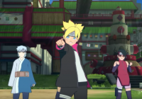 Naruto Shippuden Ultimate Ninja Storm 4: Road To Boruto