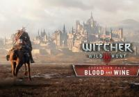 The Witcher 3 Wild Hunt Blood and Wine