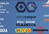 CGL- Ulaznica Full House