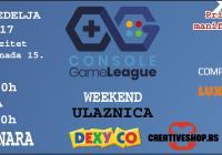 CGL - Ulaznica Weekend