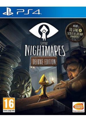 PS4 Little Nightmares Complete Edition - Gamesguru