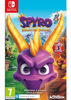 Switch Spyro: Reignited Trilogy - GamesGuru