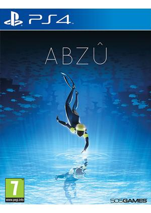 PS4 Abzu - GamesGuru