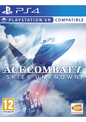 PS4 ACE COMBAT 7- SKIES UNKNOWN - GamesGuru