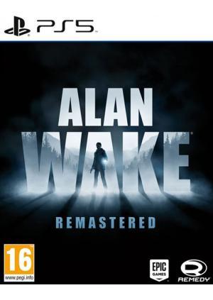 PS5 Alan Wake Remastered - Gamesguru