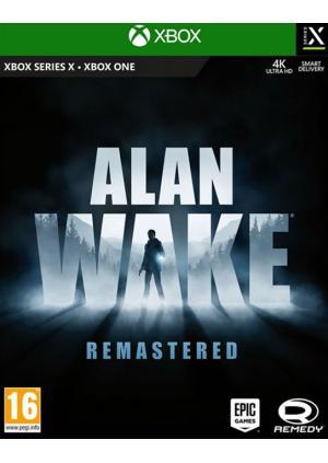 XBOX ONE/XSX Alan Wake Remastered - Gamesguru