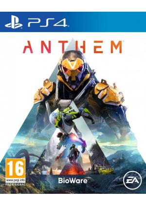 PS4 - ANTHEM - TBA