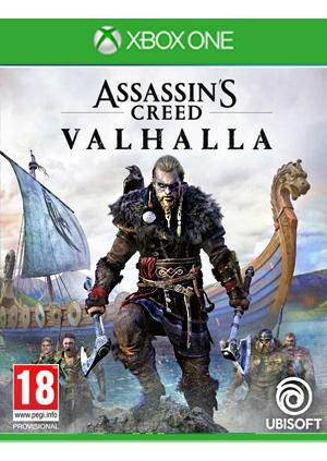 XBOX ONE Assassins Creed Valhalla- GamesGuru