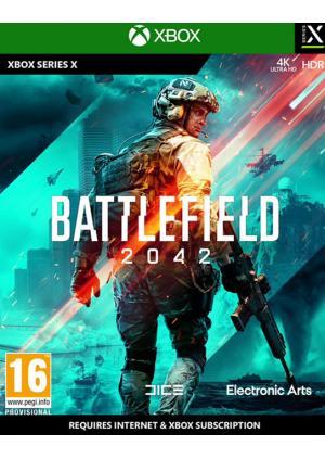XSX Battlefield 2042 - Gamesguru