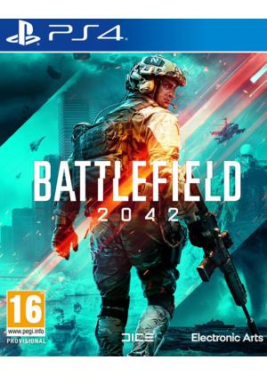 PS4 Battlefield 2042 - Gamesguru