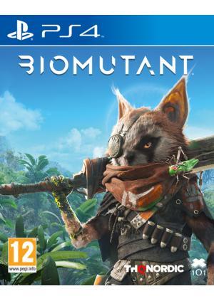 PS4 Biomutant - GamesGuru