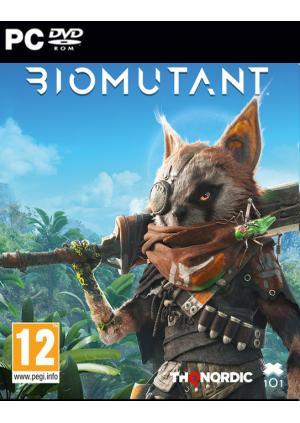 PC Biomutant - GamesGuru