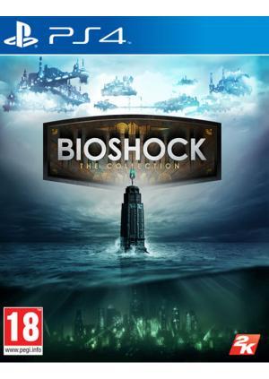 PS4 Bioshock The Collection - GamesGuru
