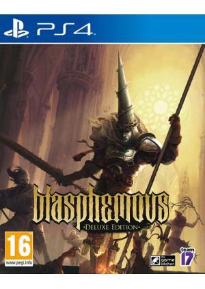 PS4 Blasphemous - Deluxe Edition - Gamesguru