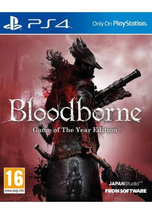 PS4 Bloodborne GOTY - GamesGuru