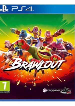 PS4 BrawlOut - GamesGuru