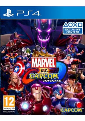 MARVEL VS CAPCOM INFINITE - GamesGuru