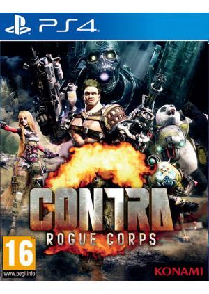 PS4 Contra – Rogue Corps - GamesGuru