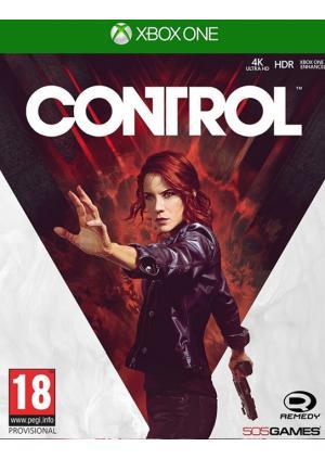 XBOX ONE Control - GamesGuru