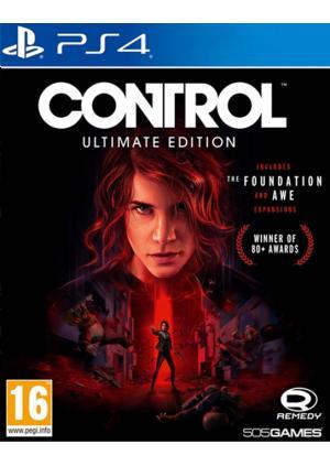 PS4 Control - Ultimate Edition - Gamesguru