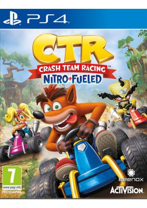 PS4 Crash Team Racing Nitro-Fueled - GamesGuru