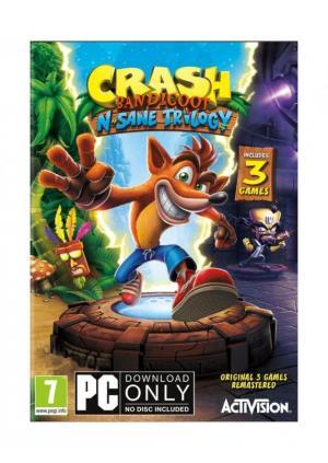 PC CRASH BANDICOOT N.SANE TRILOGY -TBA