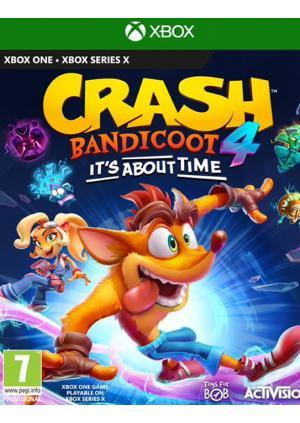 XBOX ONE Crash Bandicoot 4 It's about time - GamesGuru