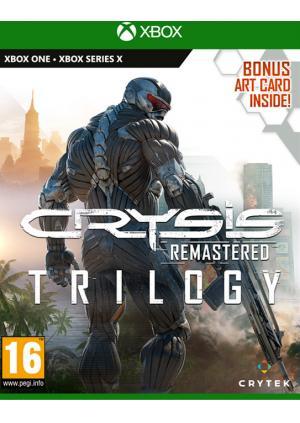 XBOX ONE Crysis Remastered Trilogy - Gamesguru