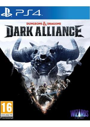 PS4 Dungeons and Dragons: Dark Alliance - Day One Edition - Gamesguru
