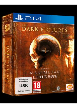 PS4 The Dark Pictures Anthology: Volume 1 - Limited Edition - GamesGuru