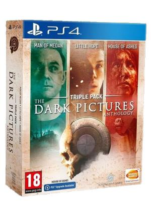 PS4 The Dark Pictures Anthology - Triple Pack - Gamesguru