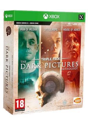 XBOXONE The Dark Pictures Anthology - Triple Pack - Gamesguru