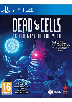 PS4 Dead Cells - Action Game of the Year - GamesGuru