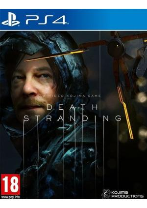 PS4 Death Stranding - GamesGuru