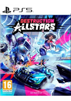 PS5 Destruction AllStars - GamesGuru