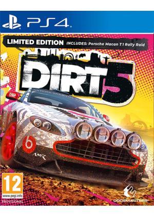 PS4 DIRT 5 - Limited Edition - GamesGuru