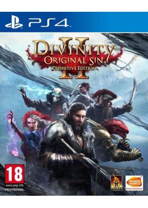 PS4 - Divinity Original Sin 2